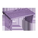 Make a Seiza bench